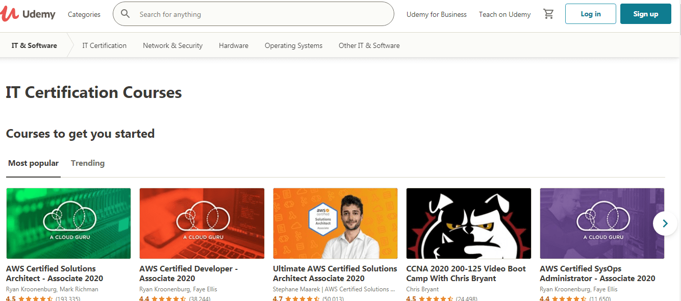 Udemy Accredited - Certification Course